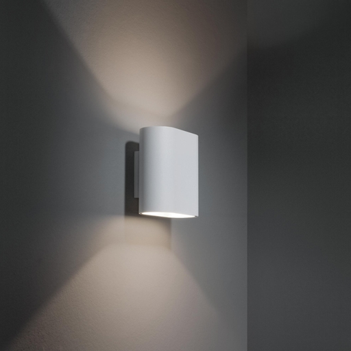 Modular Duell wall IP44 LED GI