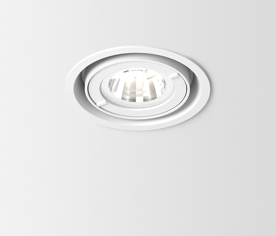 Wever&Ducre Rini 1.0 Downlight IP44 LED 15416