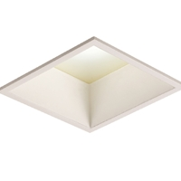Mistic SQUARE 23W IP44 Matt White