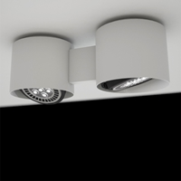 Martinelli Luce Eye LED 2876/2/L/1/BI