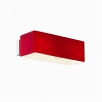 Ideal Lux BOX AP2 Rosso 009537